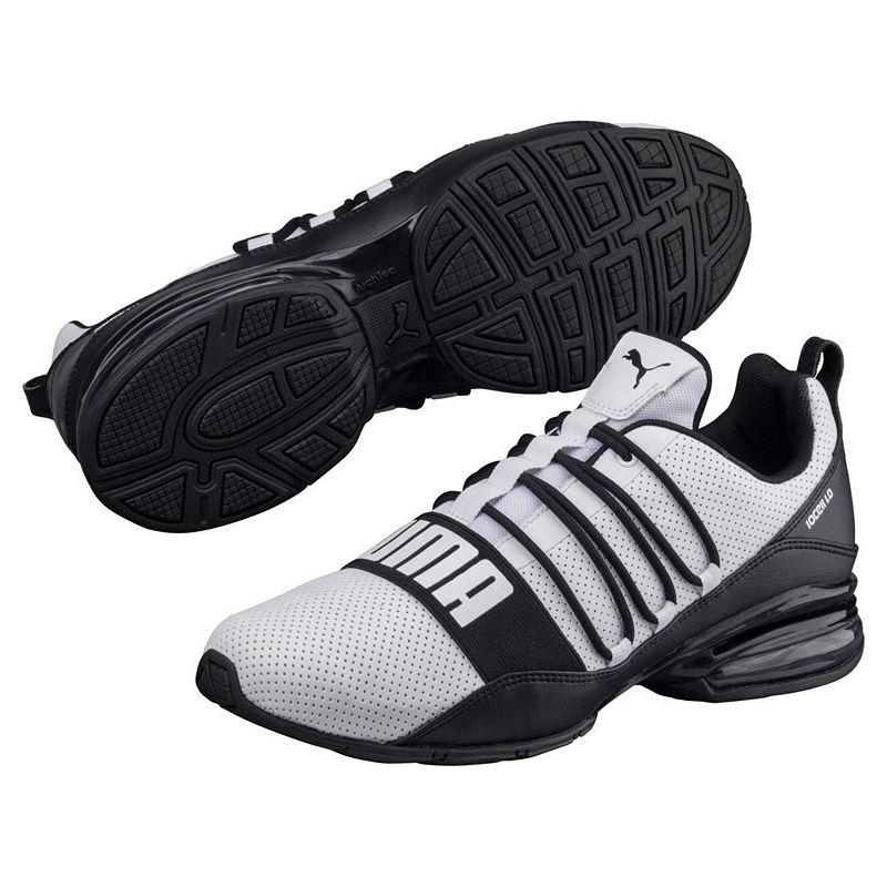 6280e02391b7b3 Puma Enzo Street Mens Running Shoes