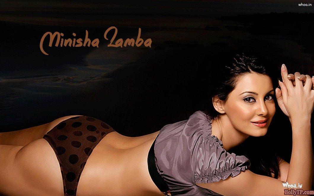 Bikini video of minisha lamba