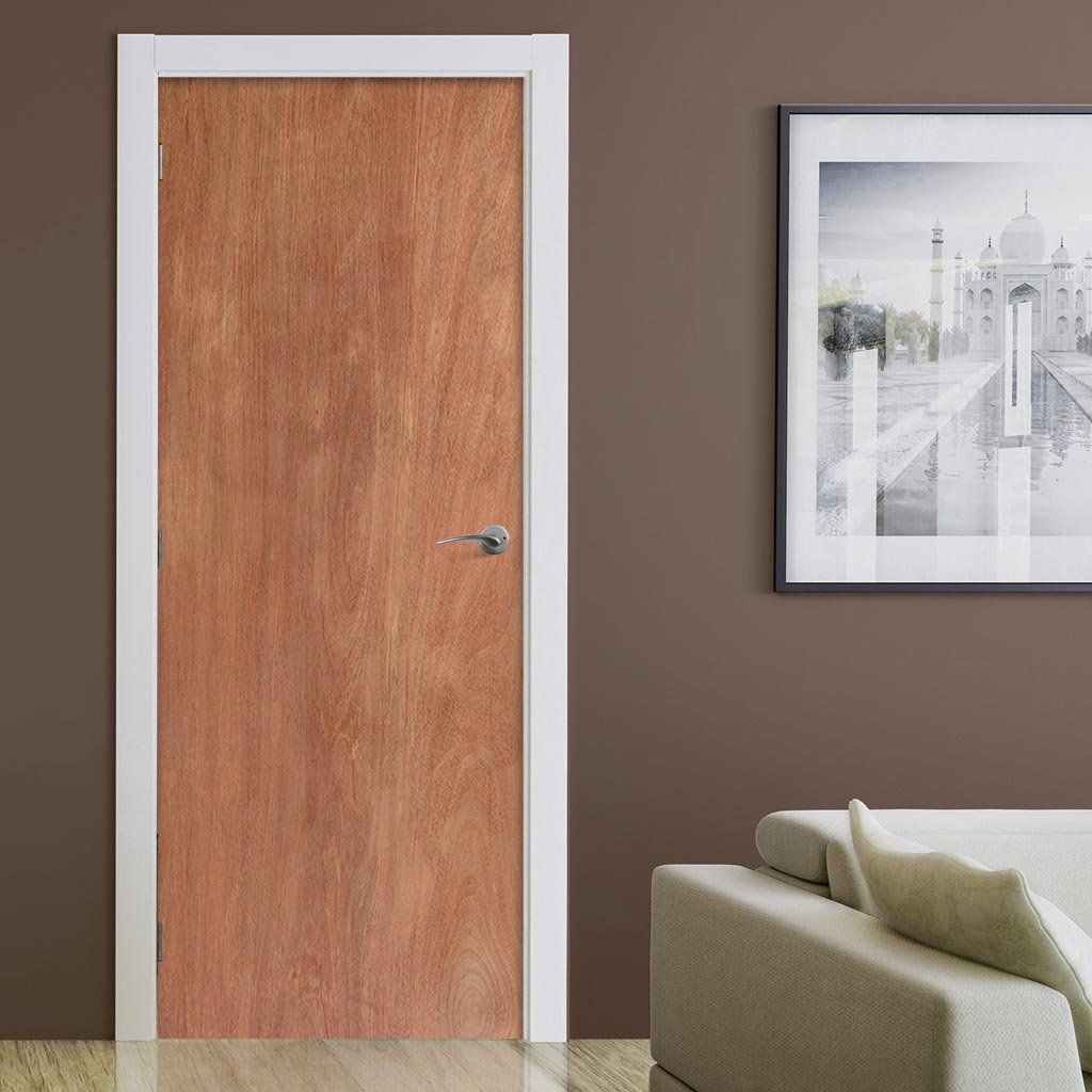 Jbk Interior Plywood Flush Fire Door This 1 Hour Rated Will Be 54mm Thick And Offers A High Level Of Safety In The Home