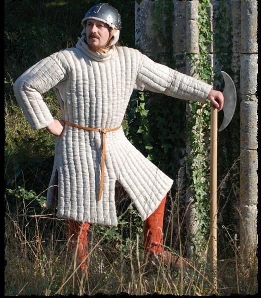 "Collectif "" Bouvines 2014 "" Armor clothing, Century armor, M"