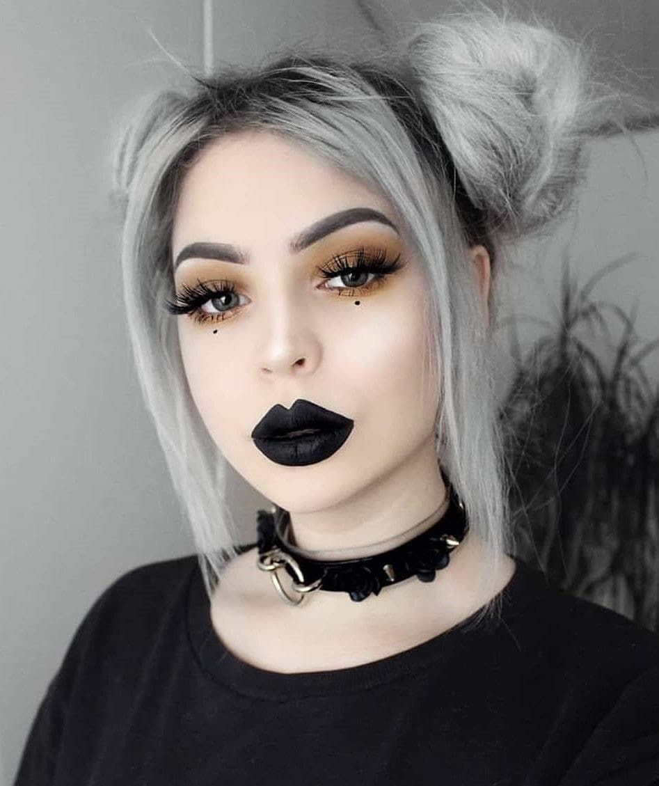 Cute Emo Makeup: Most Up-to-date Photo Edgy Makeup Looks Concepts In 2020