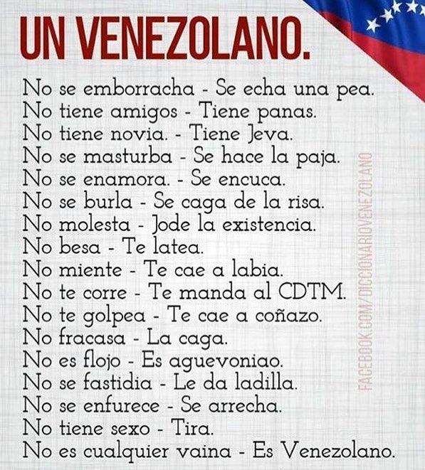 No Somos Cualquier Vaina Somos Venezolanos Viva Venezuela