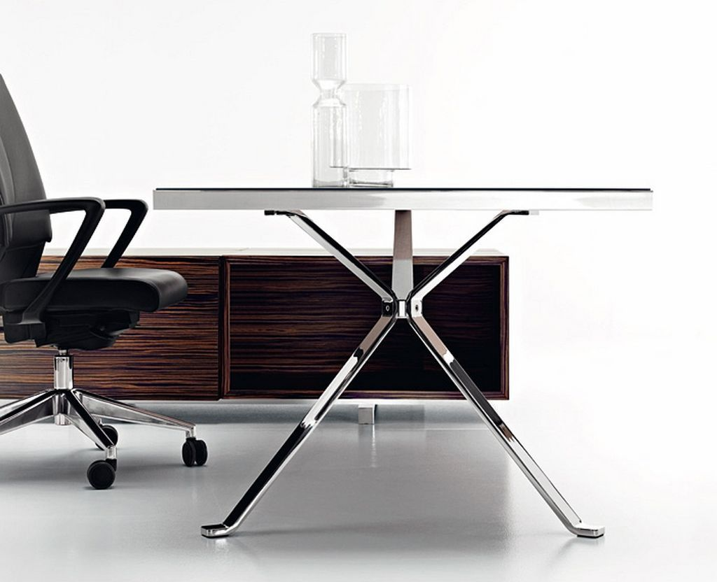 Modern Minimalist Ceo Office Furniture Design Home Pinterest And