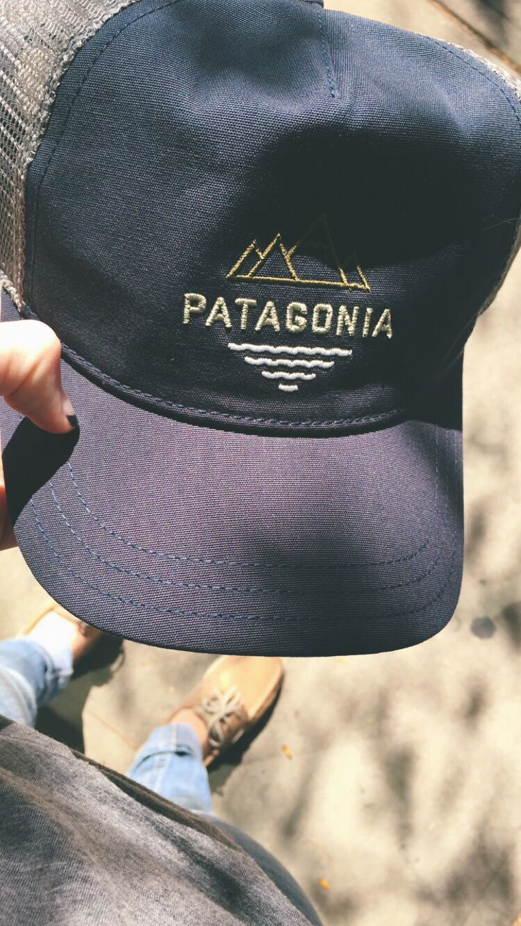 f7bc342ec51a7 Patagonia #hat | Style• | Patagonia hat, Fashion, Cute hats