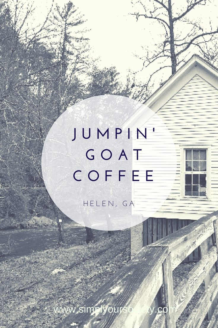 Jumpin goat coffee roasters in helen quickly