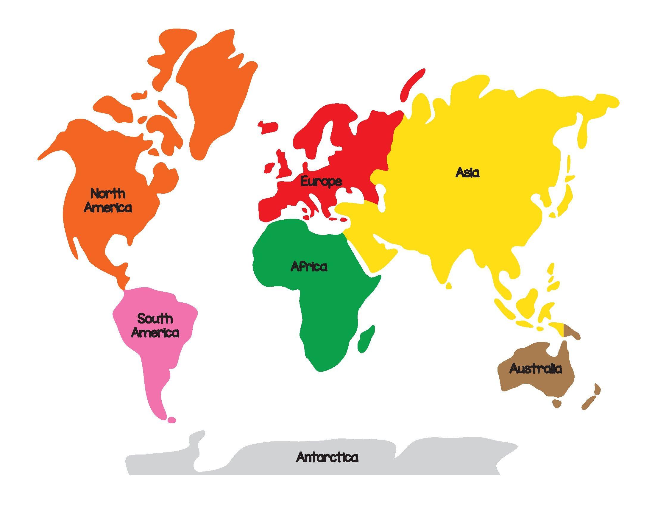 Selen Y Ld Z Adl Kullan C N N Montessori Dunya Haritas