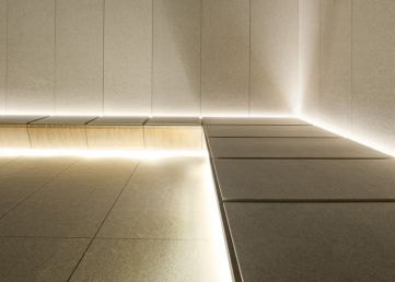 The Silence Room At Selfridges London By Alex Cochrane Architects Architecten