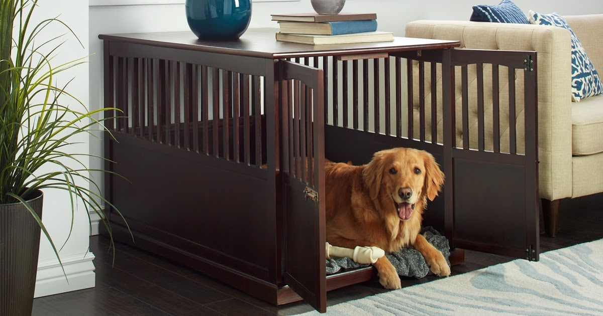 Big Dog Crates For Big Dogs If You Are Very Style Conscious Or Even Just Tight On Space In Your Home Purchasing A Mult Big Dog Crates Wood Dog Crate Dog