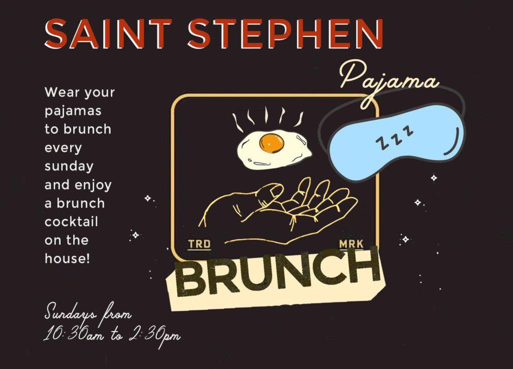 Pajama Brunch at Saint Stephen | Nashville Guru | Nashille