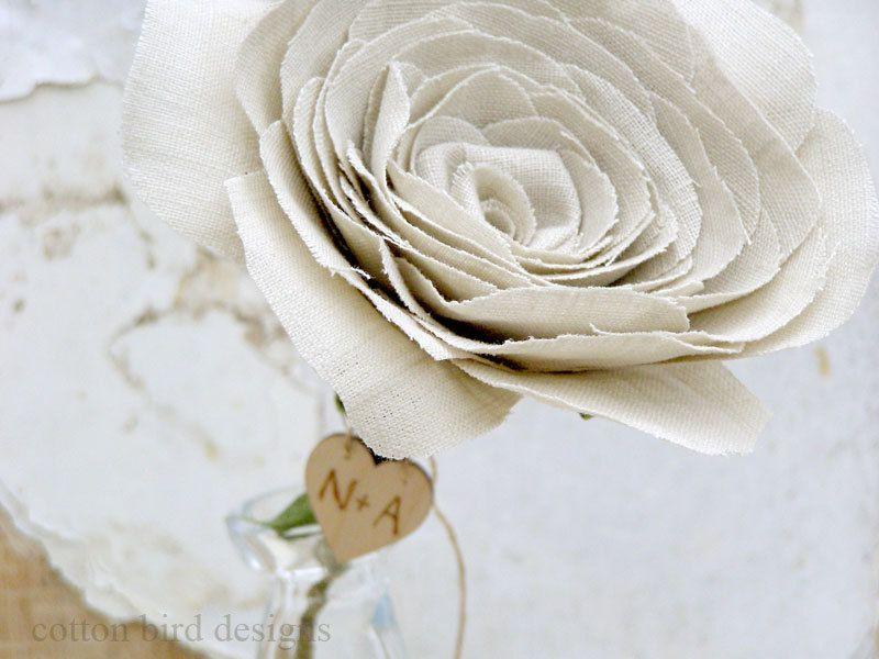 Flower 4th Wedding Anniversary
