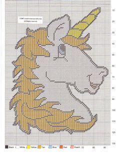 Rhino Wall Hanging-Plastic Canvas Pattern or Kit