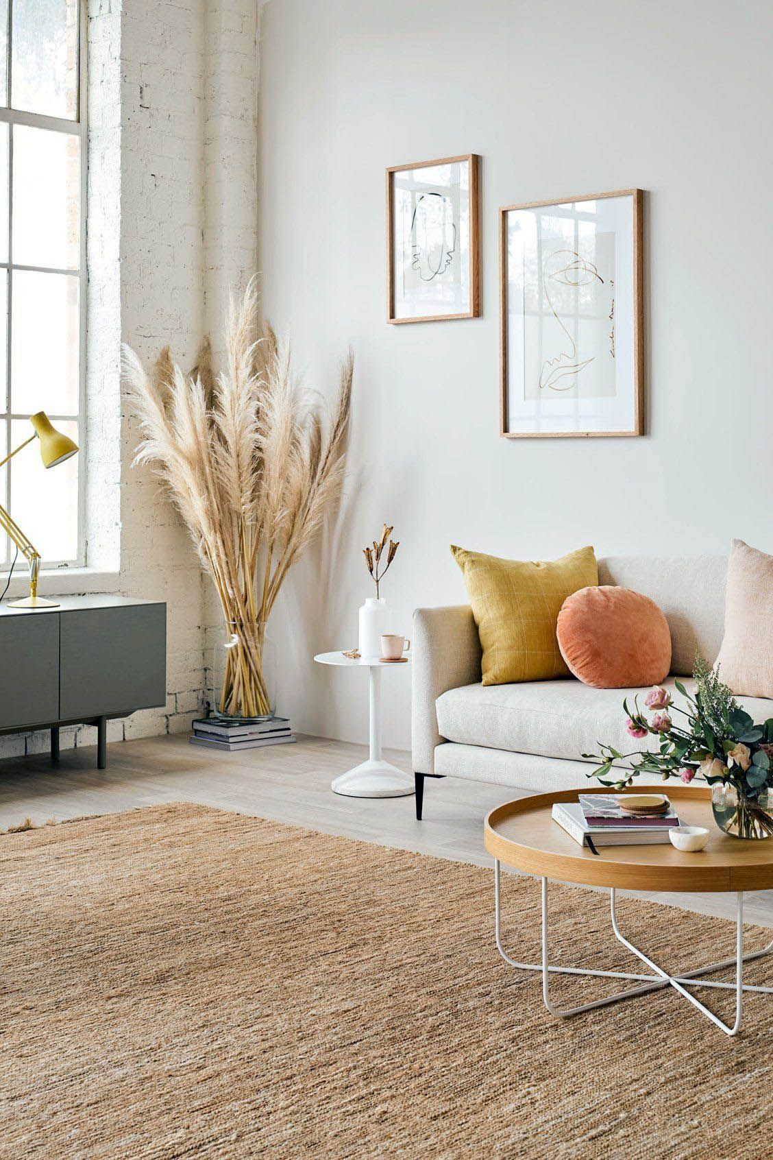 34+ wonderful minimalist living room design ideas | natural