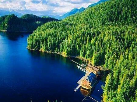 King Pacific Lodge, British Columbia