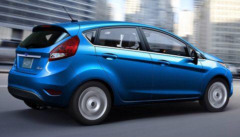 Ford Fiesta Gas Mileage >> Best Gas Mileage Cars Ford Fiesta Vs Hyundai Elantra With