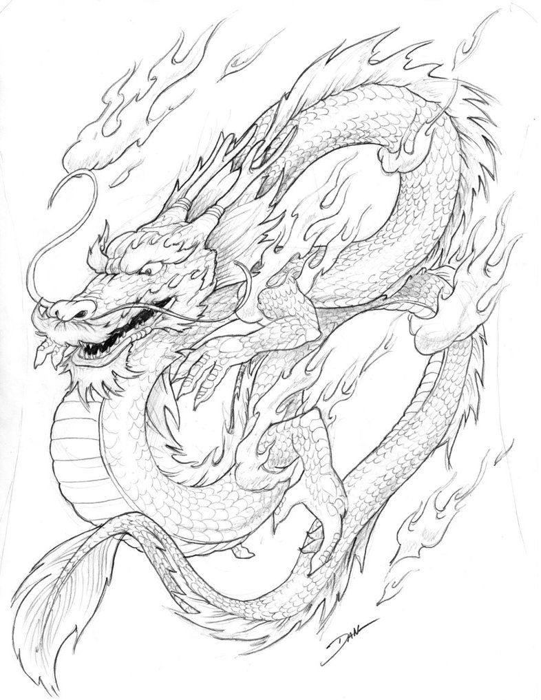 Chinesische Drachen Ausmalbilder : Free Printable Chinese Dragon Coloring Pages For Kids Drachen