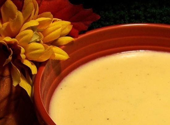 Basic Cheese Sauce. Photo by Chef shapeweaver ©