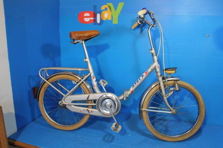 Atala 2000 Bici Pieghevole Tipo Graziella Anni 70 Vintage Folding