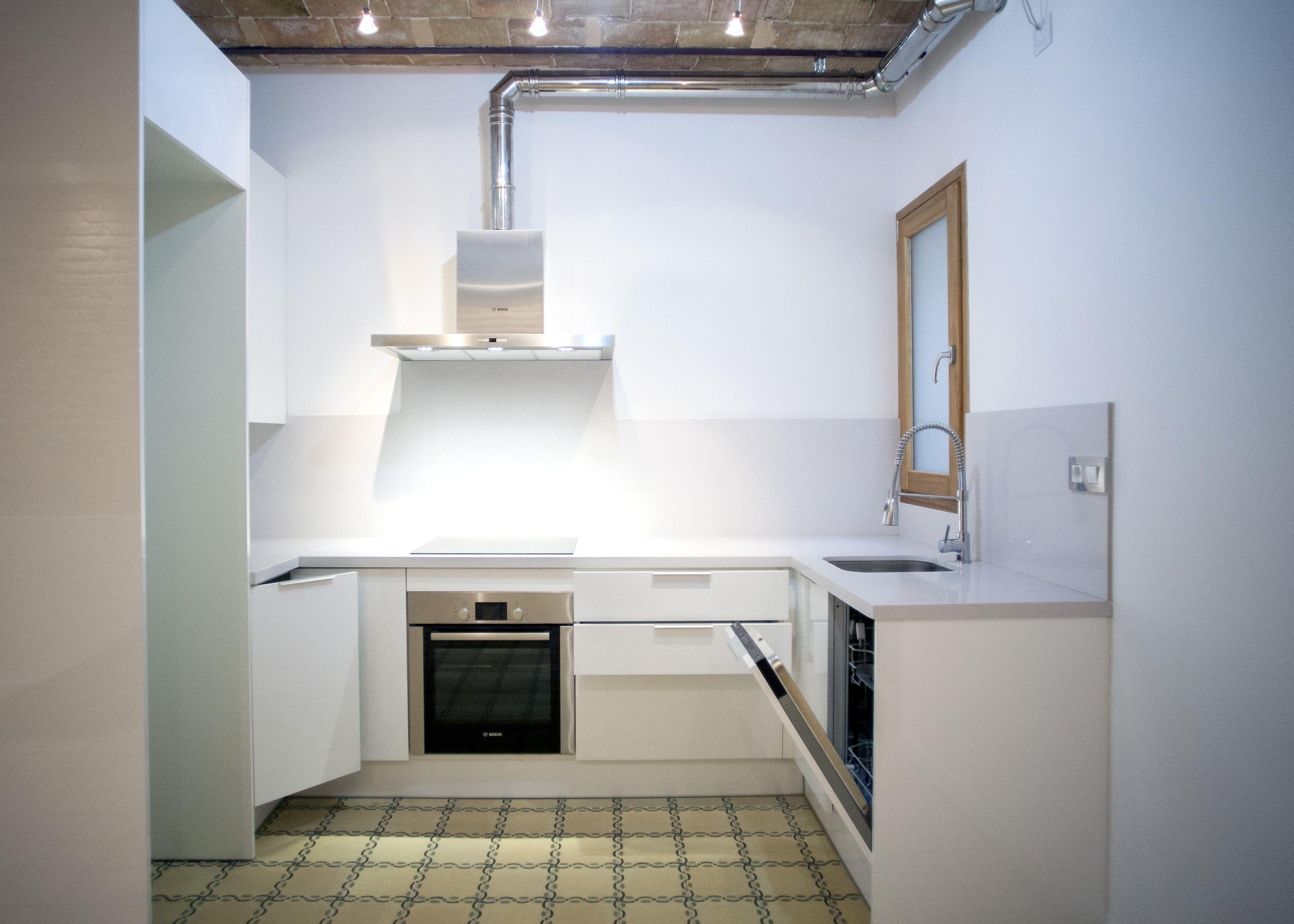 Además de un nuevo diseño, la cocina cuenta con un equipamiento muy ...