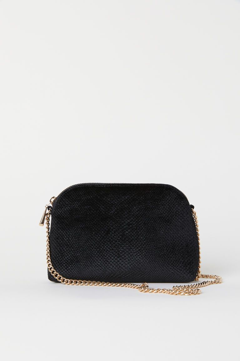 Shoulder Bag - Black - Ladies  00ebaeb525c6f