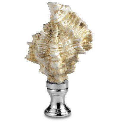 Seashell Lamp Finial Lamp Finial Finials Seashells Lamp