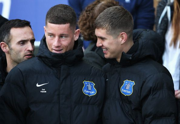 Everton hoping to avoid selling John Stones and Ross Barkley in the summer