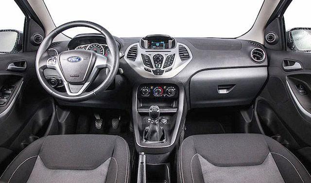 Nuev Ford Ka