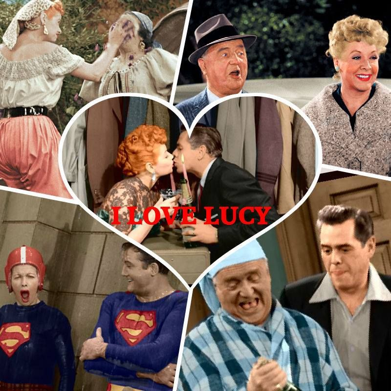 I love Lucy - I Love Lucy - Sticker | TeePublic