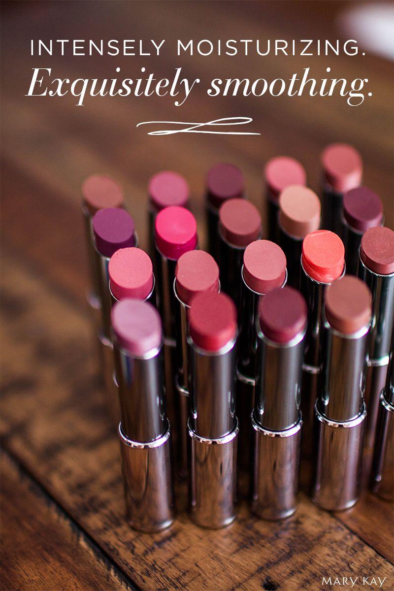 An elegant woman deserves an exquisite lipstick. True ...