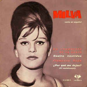 Milva - Canta En Español at Discogs