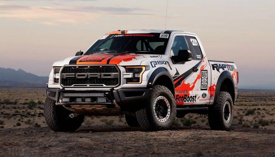 Top 10 Trucks For 2017 Ford Raptor