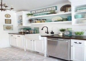 8 Amusing Kitchen Countertop Shelf Image Ideas
