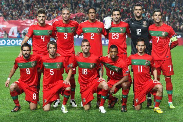 A Nossa Seleccao Licoes A Retirar Do Euro 2012 Selecao De Portugal Futebol Selecao Portuguesa