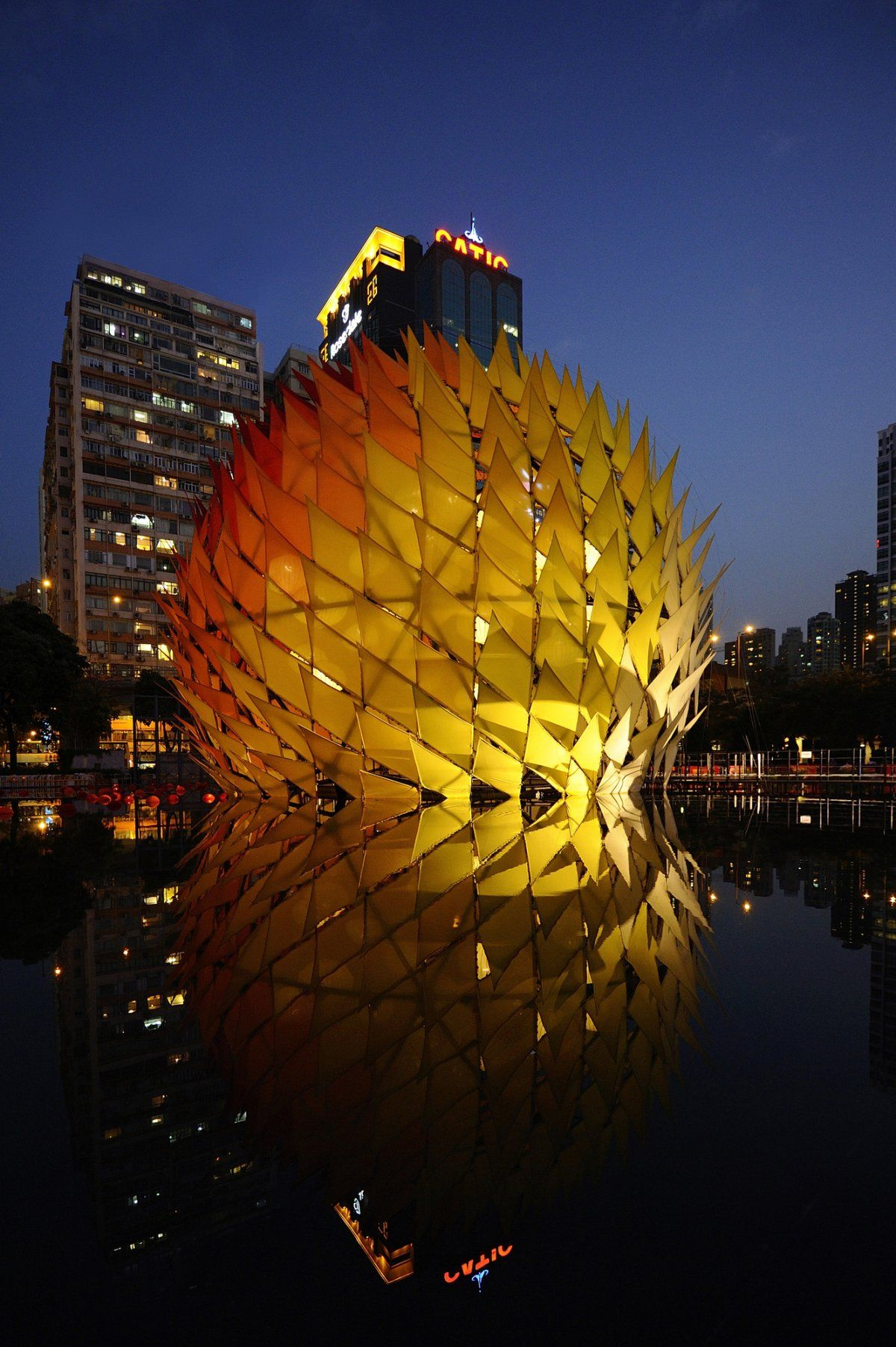 Golden Moon by LEAD in China