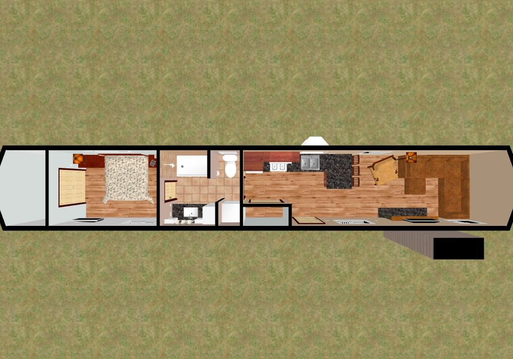 Underground shipping container homes the right size - Shipping container home design kit download ...