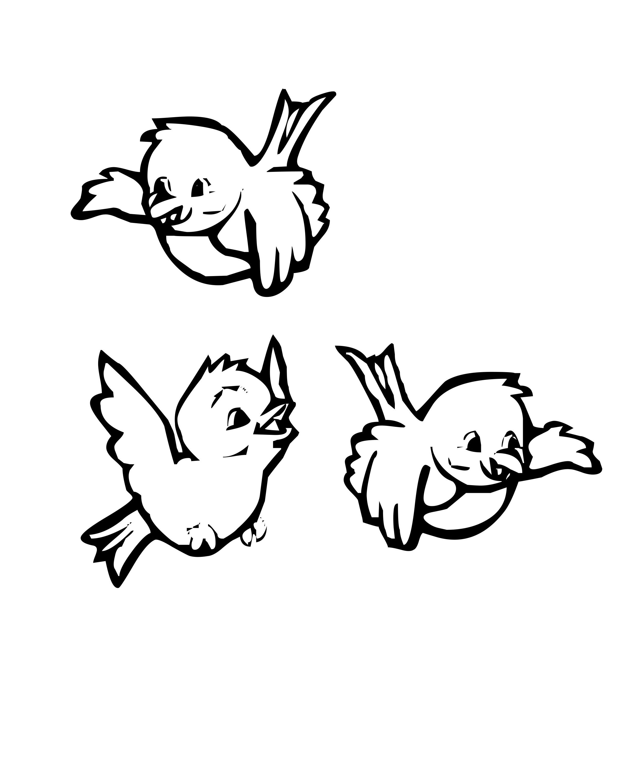 Three Small Birds Fly Coloring Pages For Kids Tg Printable Birds Coloring Pages For Kids Cool Coloring Pages Owl Coloring Pages Animal Coloring Pages