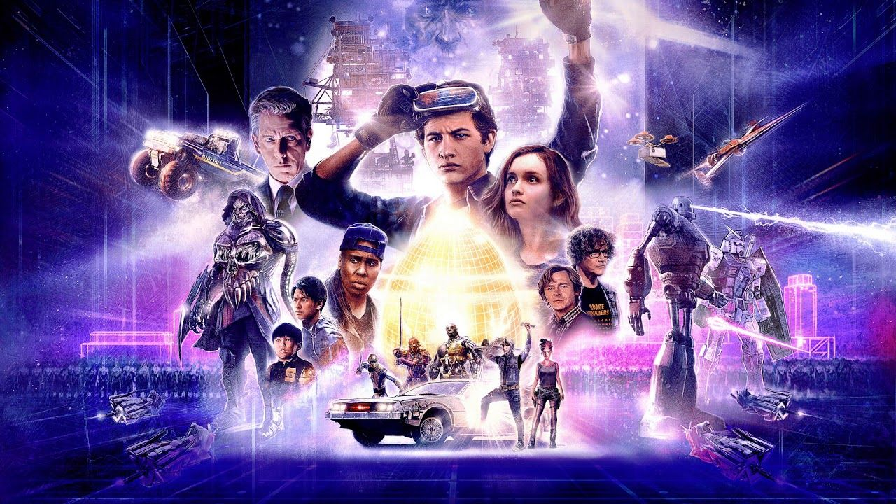 Ready Player One End Credits Ready Player One Soundtrack Youtube Ready Player One Ready Player One Movie Player One