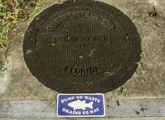 Oldsmar, Florida Storm Sewer