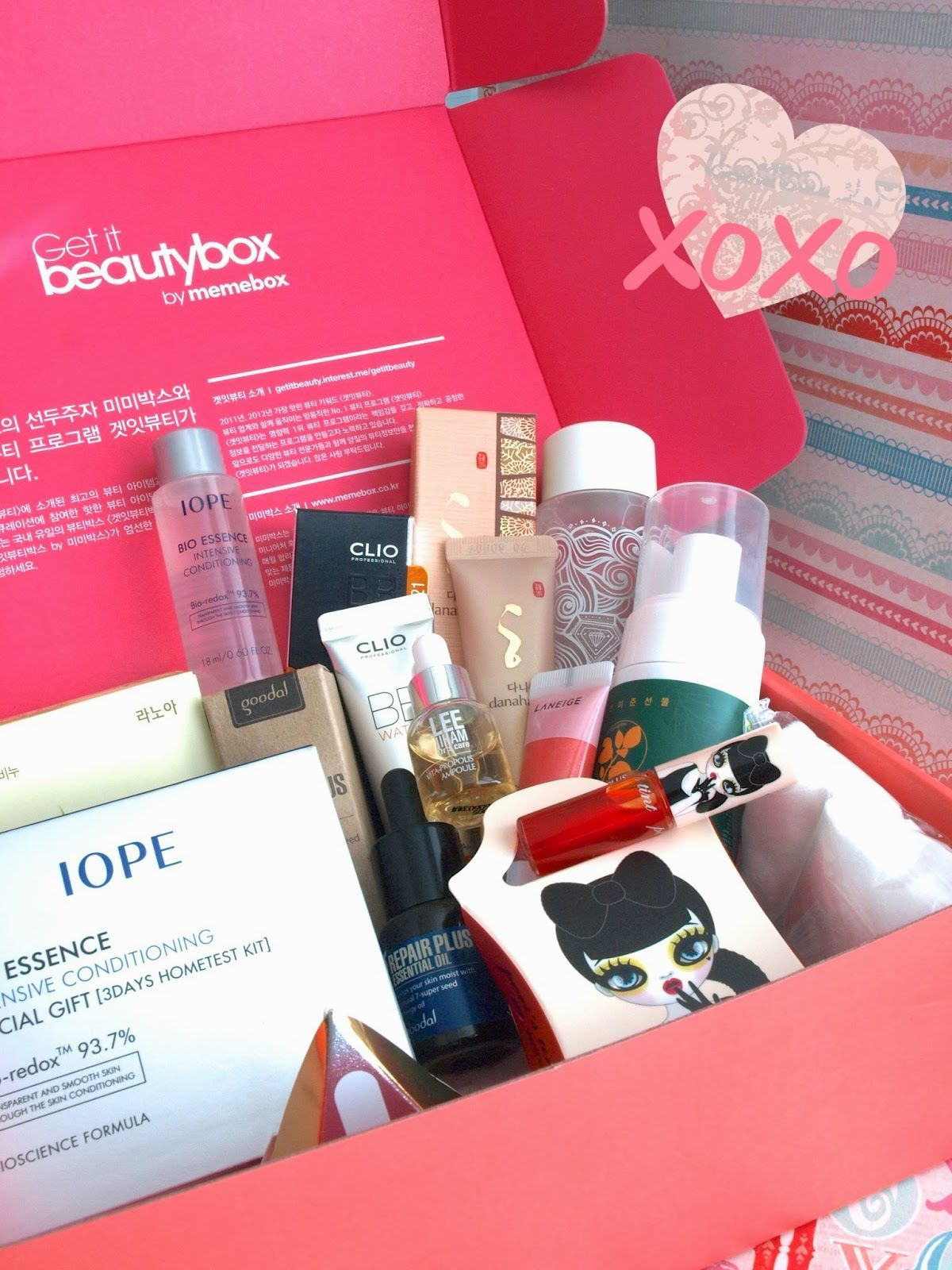 The Happy Sloths Memebox Korean Beauty Box 4th Global Edition Review Koreanmakeupproducts Beauty Box Korean Beauty Tips Memebox