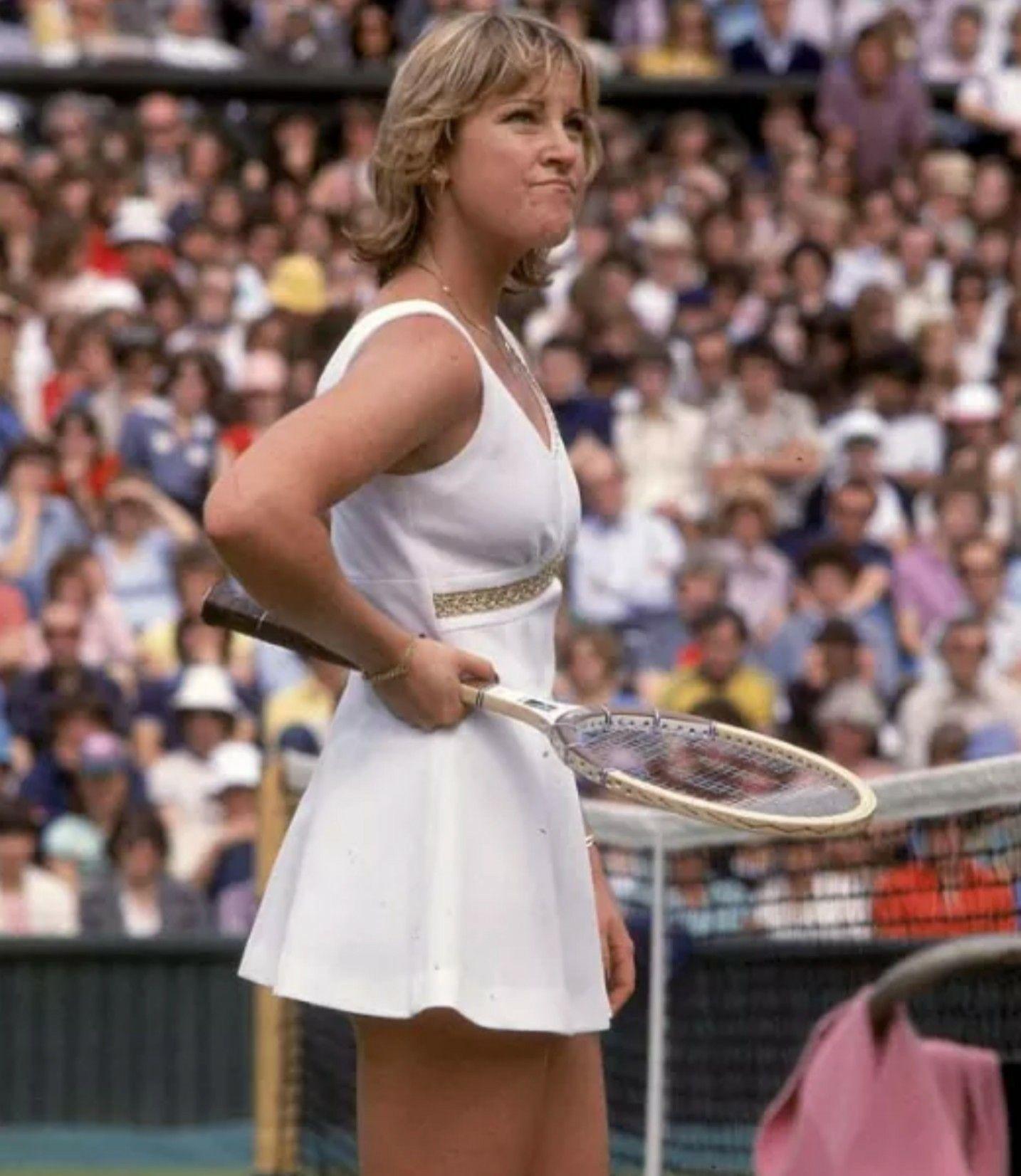 Chris Everett-Lloyd | Tennis players female, Chris evert