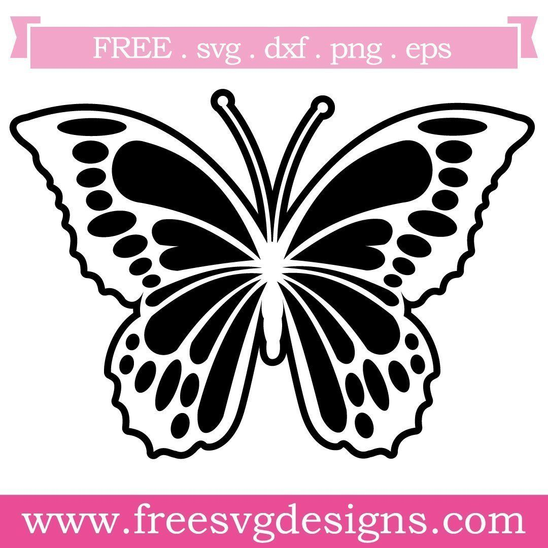 Free Svg Files Svg Png Dxf Eps Butterfly Silhouette Svg Silhouette Free Free Svg