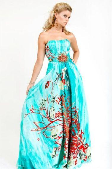 eaf5adb7d0b hawaiian prom dresses | Pretty Dresses in 2019 | Dresses, Prom ...