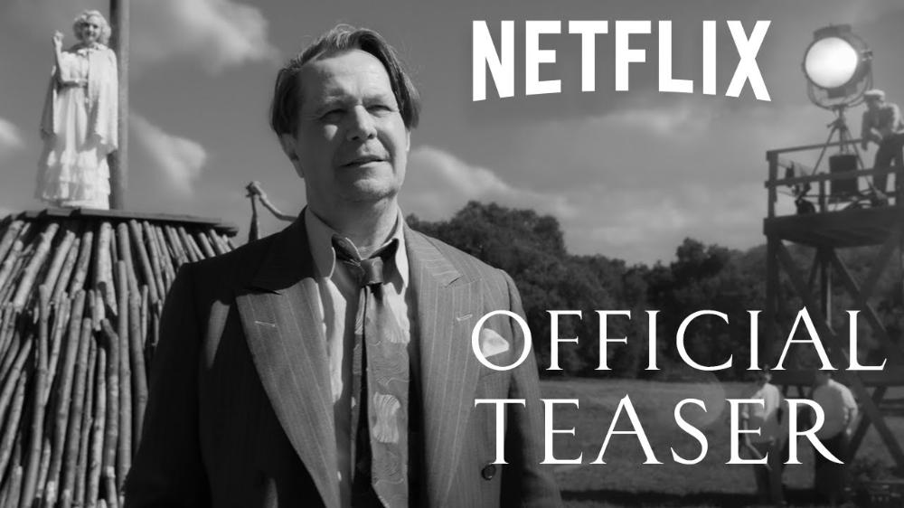 Mank Trailer Coming To Netflix December 4 2020 Citizen Kane Movie Mank Netflix Dramas