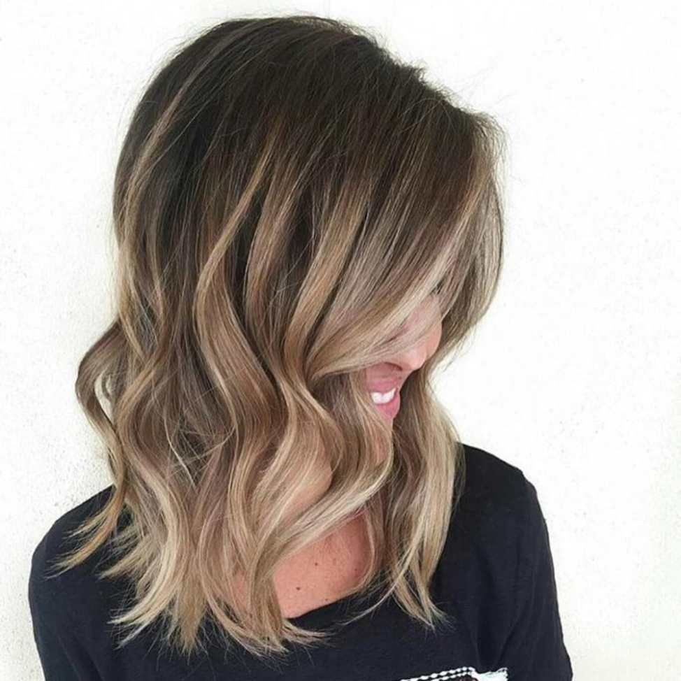 70 Flattering Balayage Hair Color Ideas For 2020 Balayage Hair Hair Styles Medium Length Hair Styles