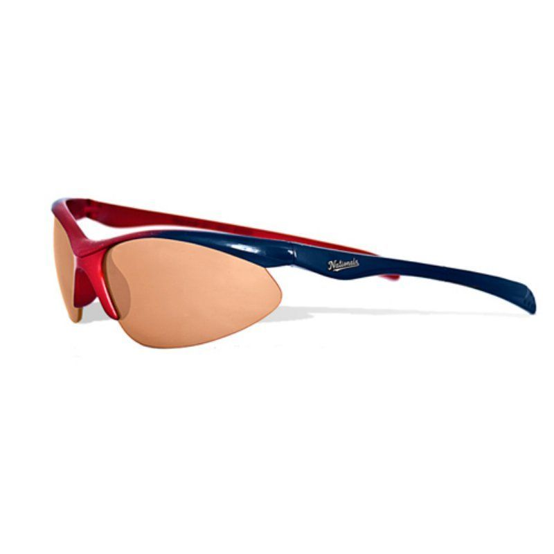 Maxx HD MLB Rookie Sunglasses with FREE Microfiber Bag - Junior - 0