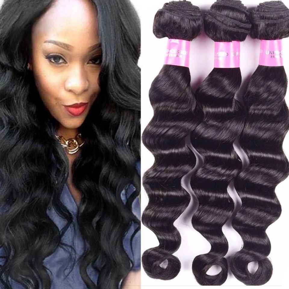100 Human Hair Weave Brands Ethiopian Virgin Hair Extension