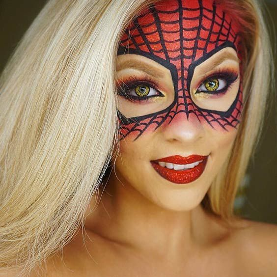 are you in the market for some new halloween makeup ideas we have put together