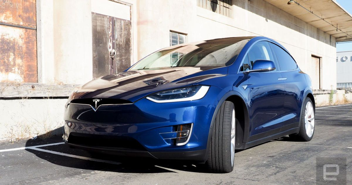 Tesla recalls some Model X SUVs for corroded power