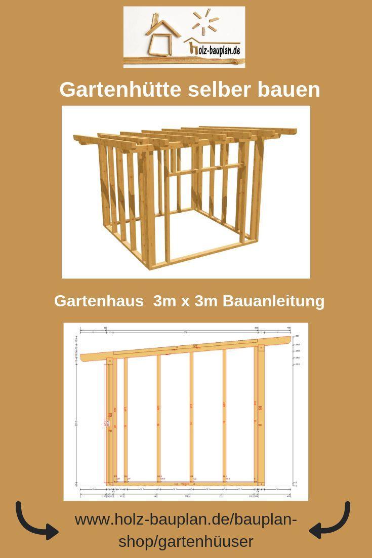 ger tehaus selber bauen bauplan als pdf zum download. Black Bedroom Furniture Sets. Home Design Ideas