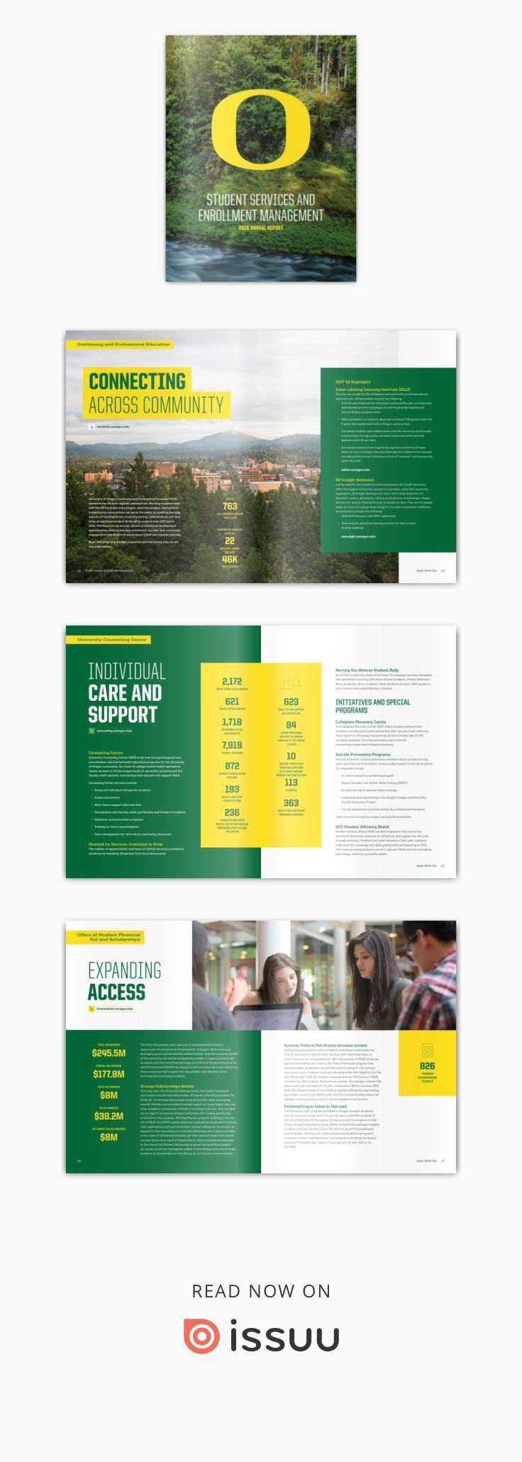 SSEM 2018 Annual Report #annualreports