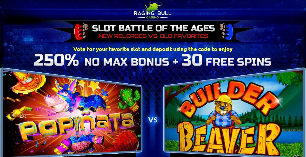 Slot Battle of Ages 250 No Max Bonus and 30 Free Spins